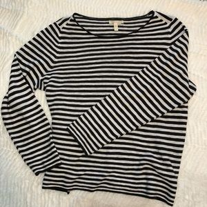 Eileen Fisher top/light sweater organic sz L